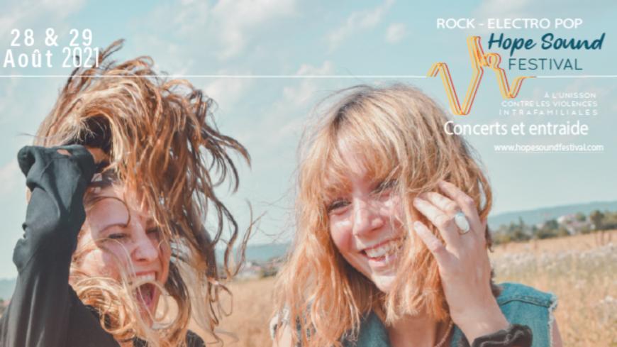 Gagnez vos places pour Hope Sound Festival