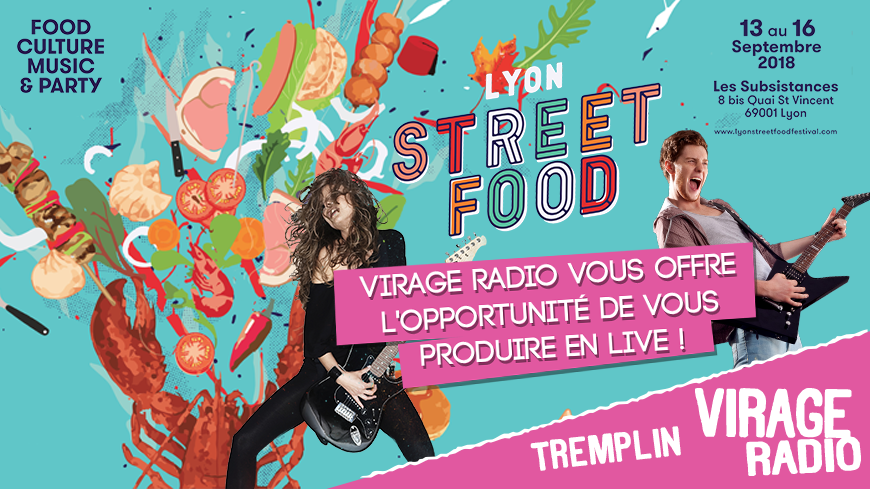 PARTICIPEZ A LA NOUVELLE EDITION DU TREMPLIN VIRAGE RADIO !