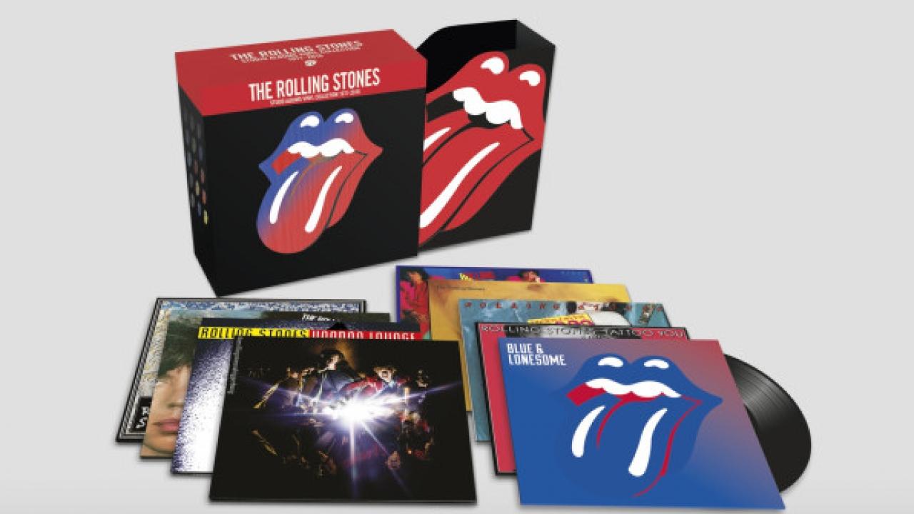 The Rolling Stones Sort Un Coffret