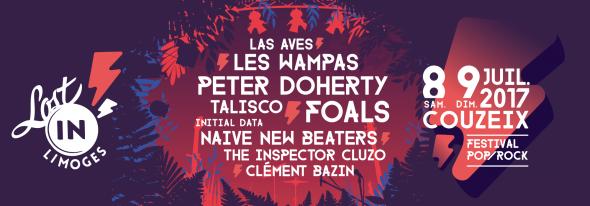 Le Festival Lost in Limoges dévoile sa programmation de l'édition 2017