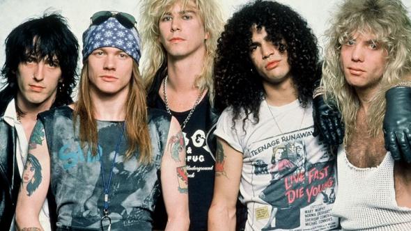 Guns'N'Roses sera en concert au Stade de France en 2017