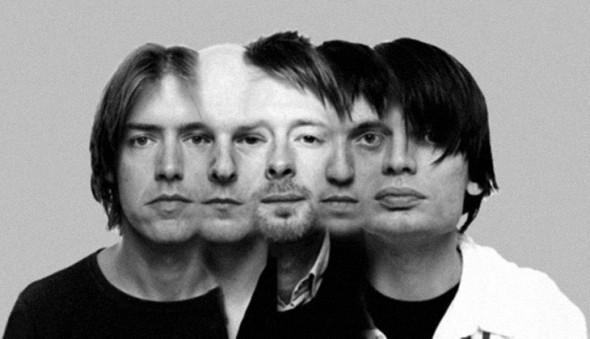Radiohead, tête d'affiche de Glastonbury 2017