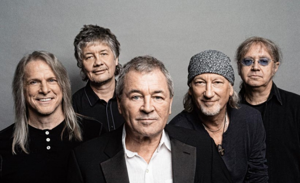 Deep Purple de retour en 2017 !