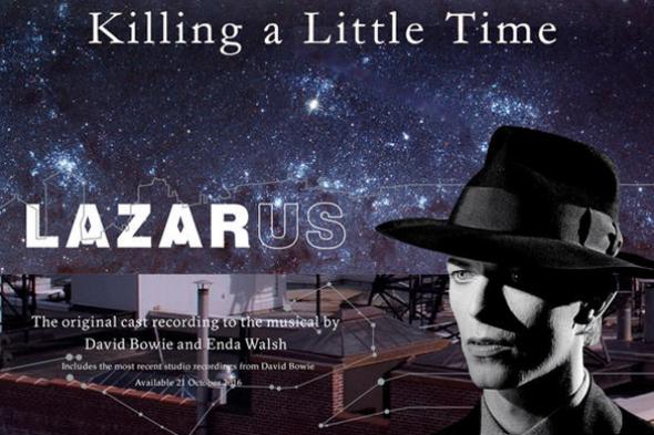 David Bowie : le dernier titre enregistré avant sa mort pour la comédie musicale Lazarus dévoilé