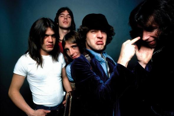 AC/DC joue 'Live Wire' pour la première fois depuis 34 ans