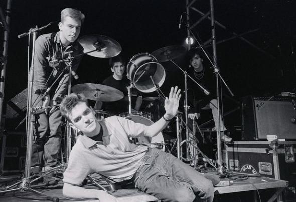 Une cassette inédite de « Freak Party », l'ancêtre des Smiths vient de réapparaitre !