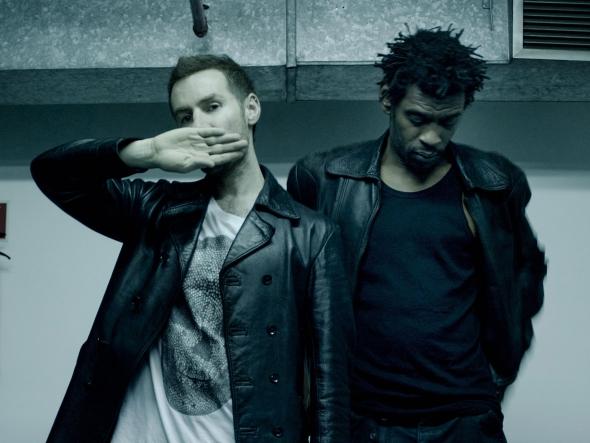 Massive Attack dévoile trois nouveaux titres