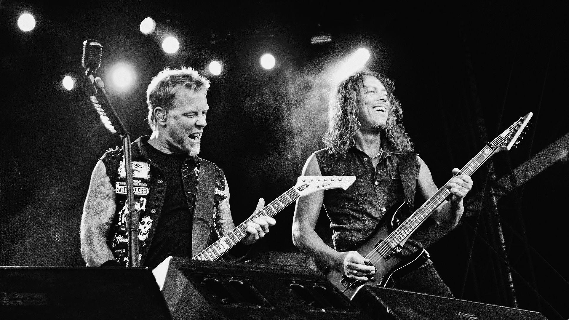 Metallica de retour en France en 2017