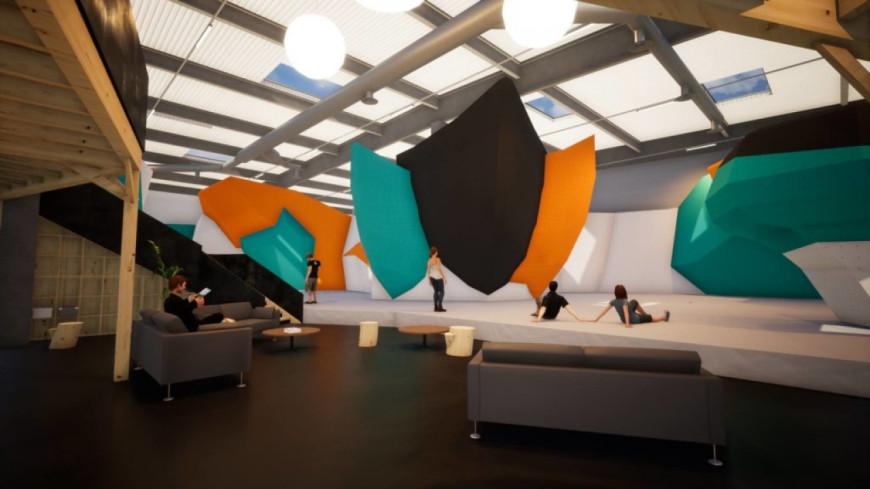 Vertical'art Lyon: La plus grande salle d'escalade lyonnaise va ouvrir ses portes!