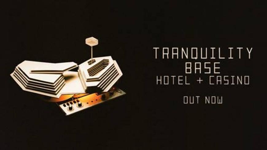 Le groupe Arctic Monkeys a sorti son nouvel album !