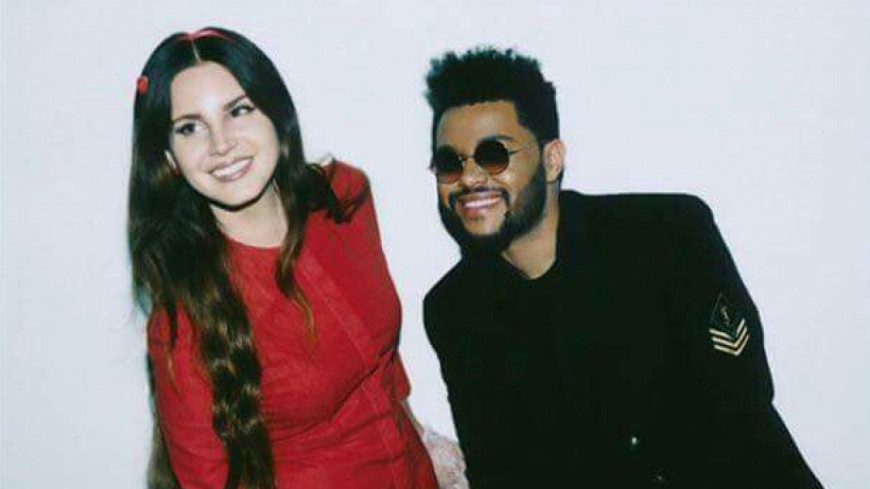 Lana Del Rey et The Weeknd sur un album commun ?