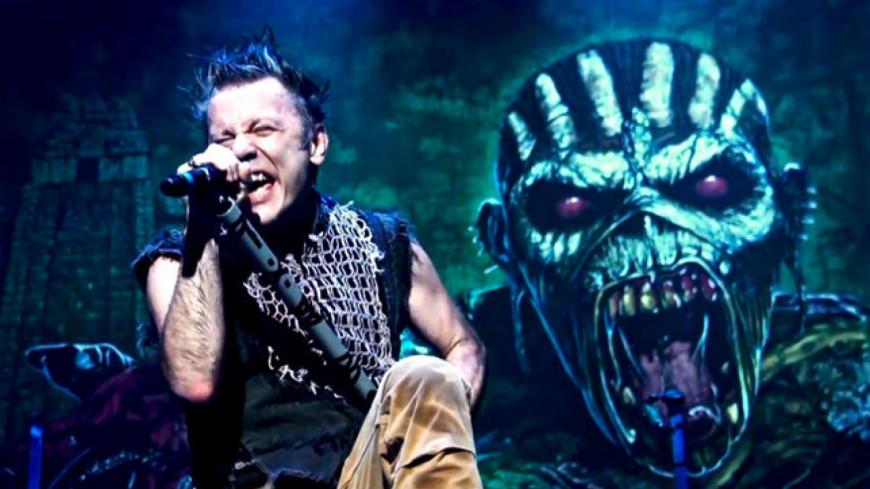 Le chanteur d'Iron Maiden va publier son autobiographie
