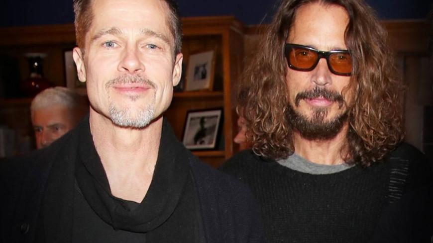 Bientôt un documentaire sur Chris Cornell produit par Brad Pitt