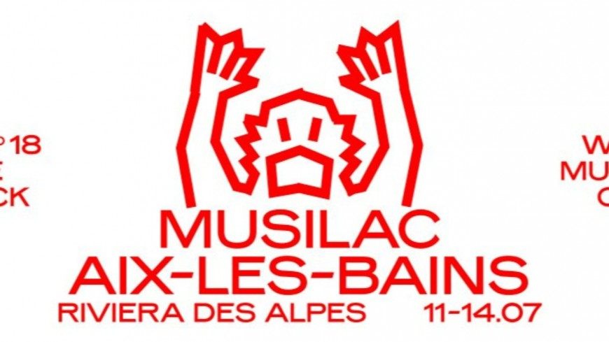 Musilac Aix-Les-Bains, 4 nouveaux noms à l'affiche.