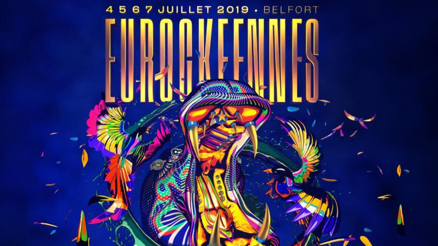 Les Eurockéennes : Une programmation rock-electro