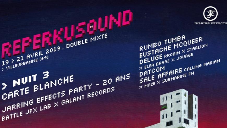 Le festival Reperkusound de retour à Villeurbanne