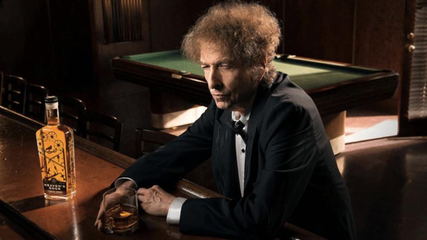 Bob Dylan ouvre sa distillerie / Salle de Spectacle