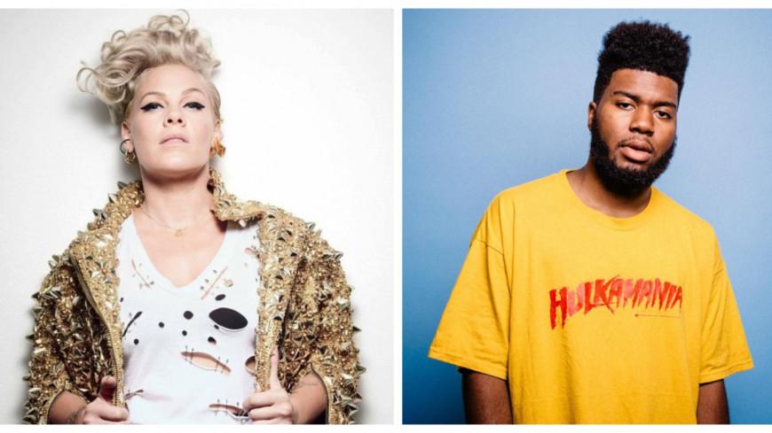 Pink tease un nouveau son de son album avec Hurts 2B Human ft. Khalid, déjà disponible !