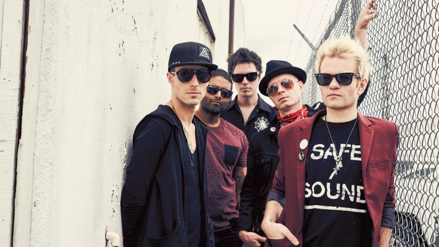 Un nouvel album pour les canadiens Sum 41