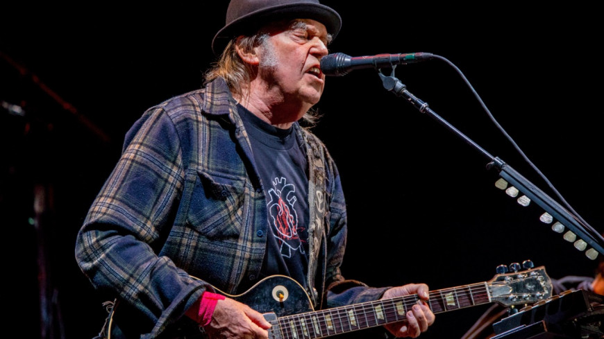 Neil Young sort un nouvel album