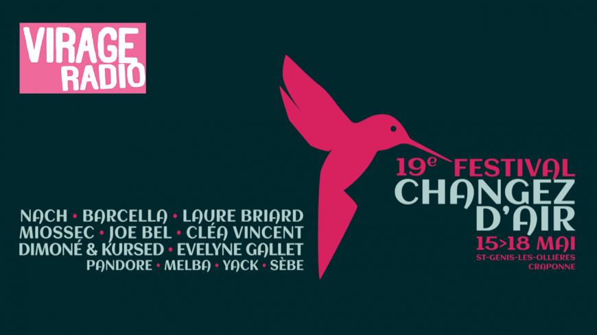 Le Festival Changez d'Air revient pour sa 19ème édition !