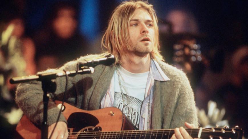 Les prix s'envolent pour avoir quelque chose de Kurt Cobain