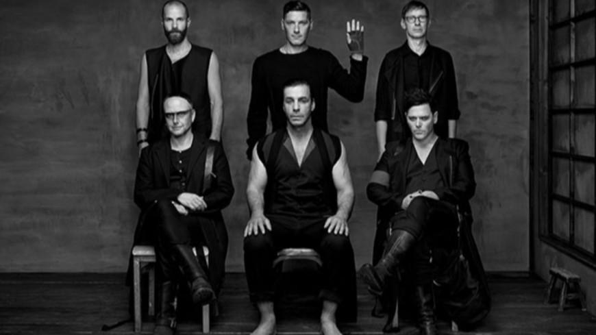 Rammstein dévoile un nouveau clip