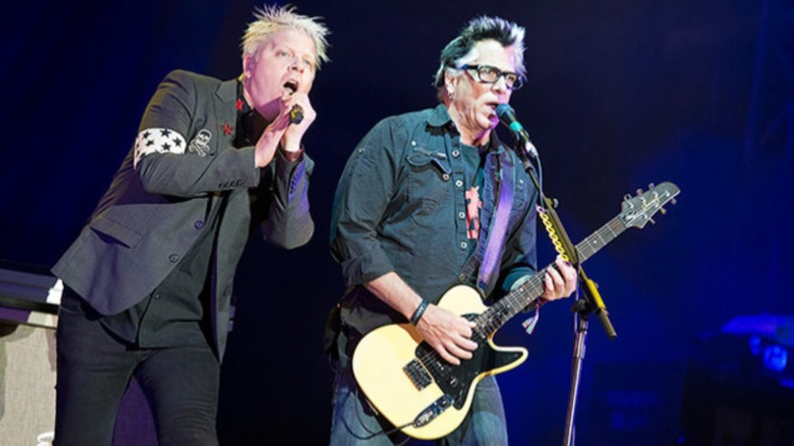 L'album de The Offspring est terminé