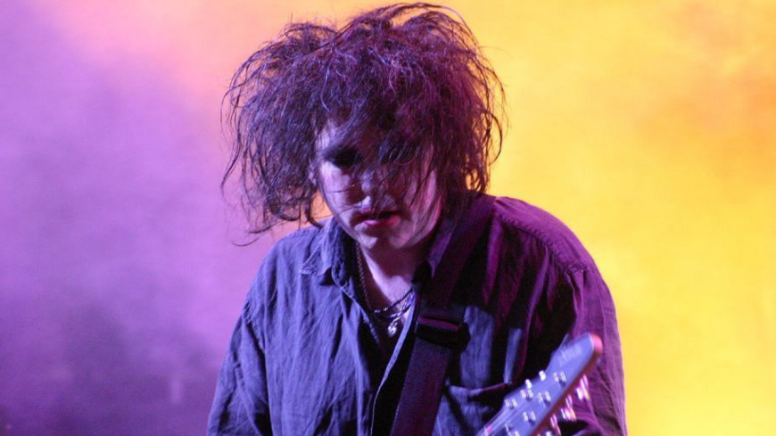 The Cure sort un film de leur concert d'anniversaire