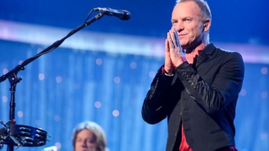 Sting annonce les dates de sa tournée en France