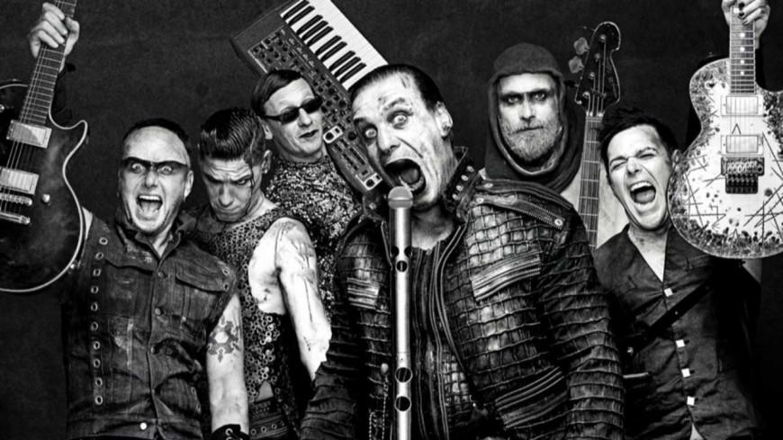 Rammstein à Lyon