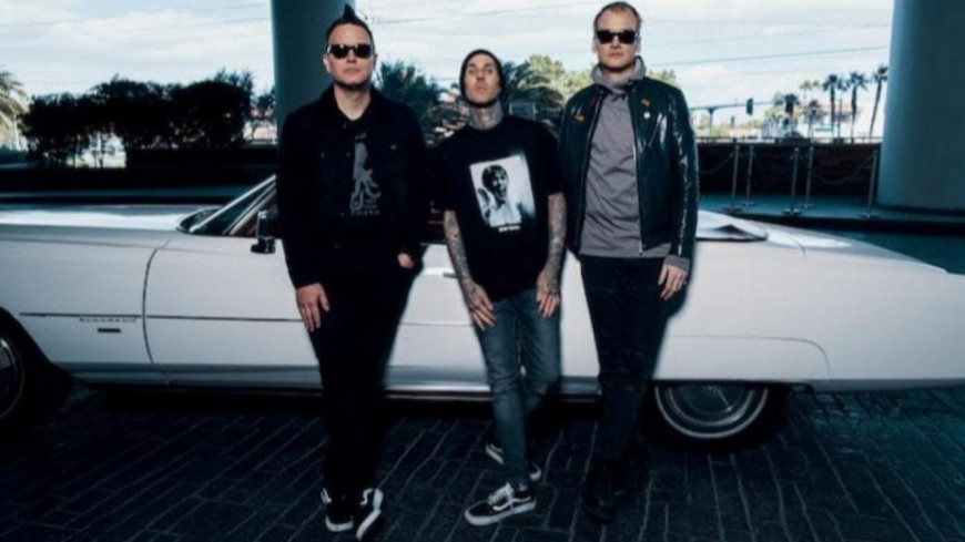 BLINK-182 sort un nouveau morceau
