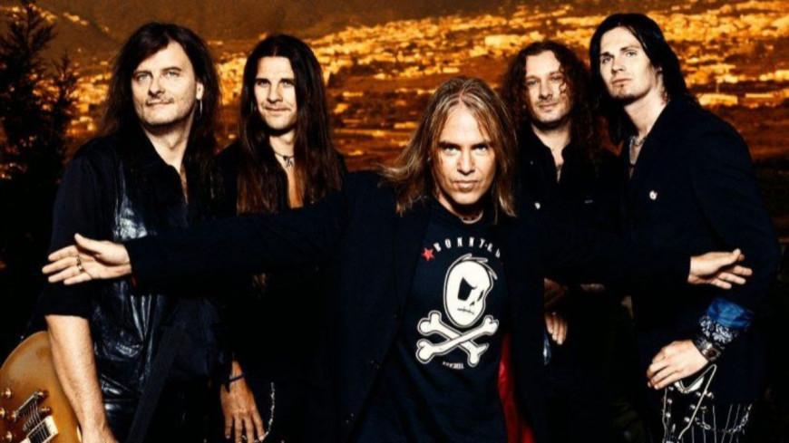 Helloween : La surprise de la tournée événement