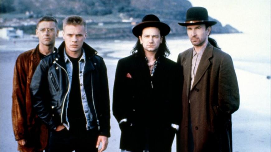 Des morceaux inédits du groupe U2 trouvés  par un fan