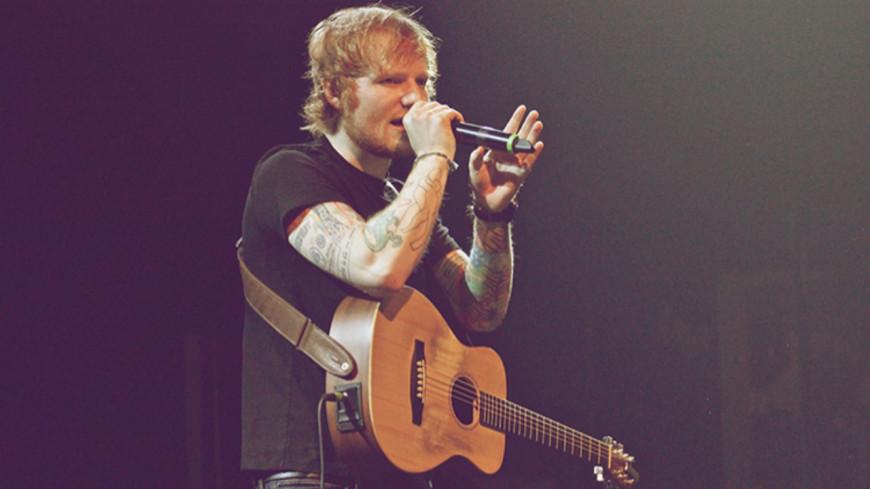 Ed Sheeran nous dévoile une nouvelle facette de sa personnalité