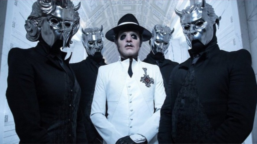 Ghost annonce une tournée européenne