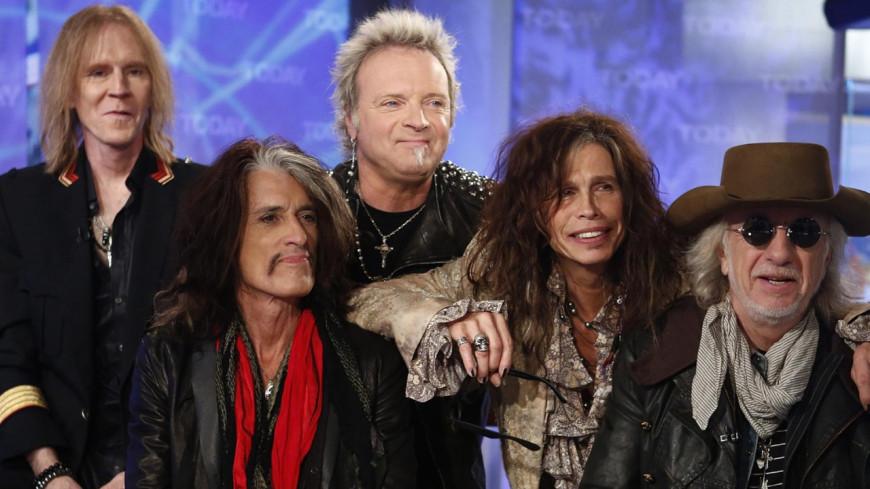 Le retourd'Aerosmith avec un nouvel album