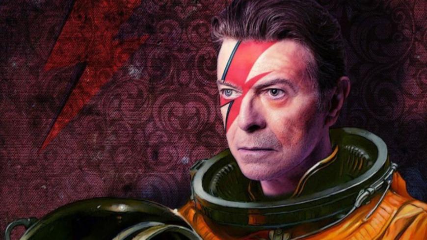 Mattel et Warner célèbre les 50 ans du morceau légendaire Space Oddity de David  Bowie