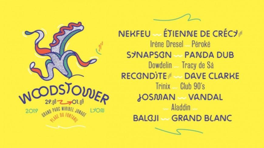 Ouverture du Festival Woodstower dès ce soir !