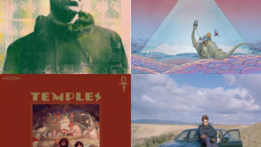 Virage Radio : notre sélection d'album du mois