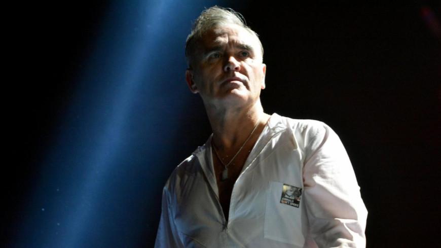Morrissey, son prochain album