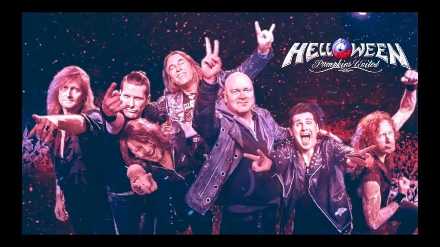 Helloween, bientôt un retour en France