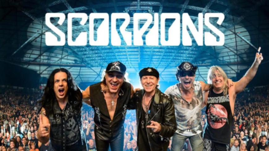 Scorpions : des nouvelles de leur prochain album