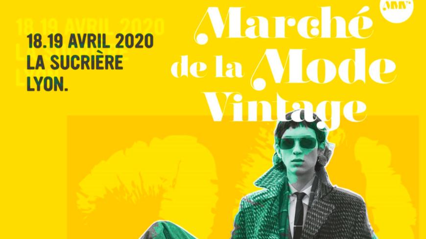 20ème édition anniversaire du Marché de la Mode Vintage