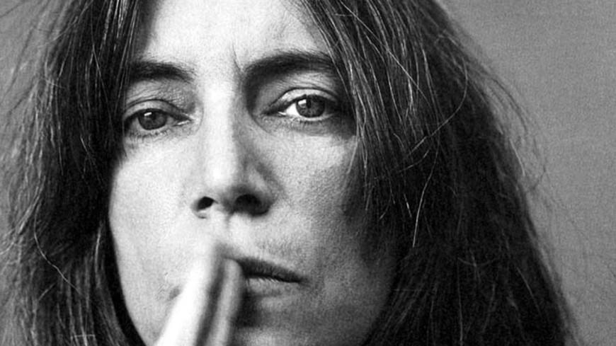 Patti Smith, 5 sons pour la (re)découvrir