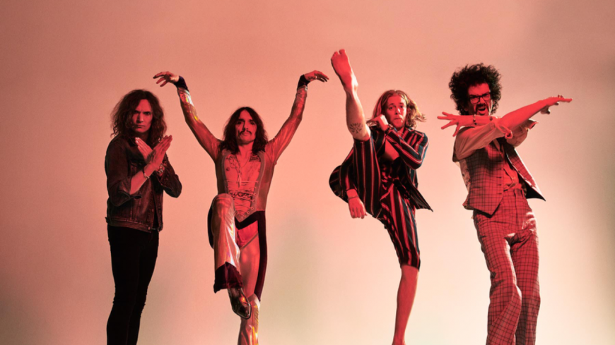 The Darkness, un nouveau clip