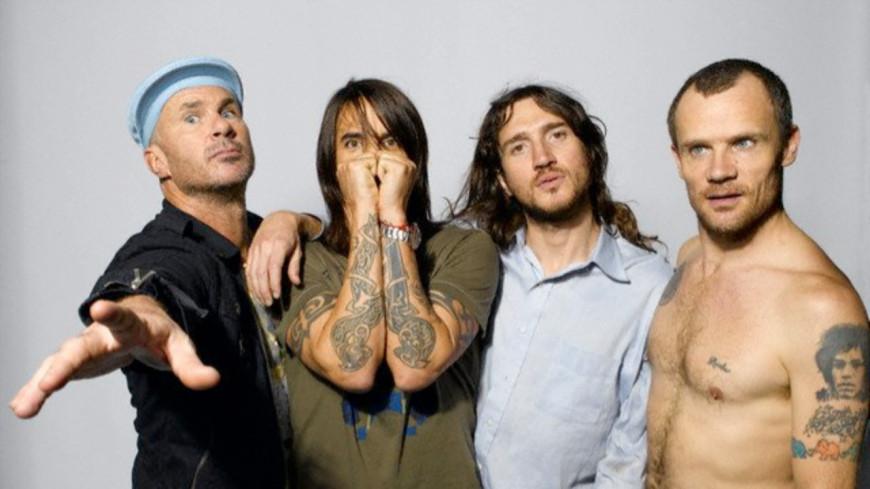 Red Hot Chili Peppers travaille sur un prochain album