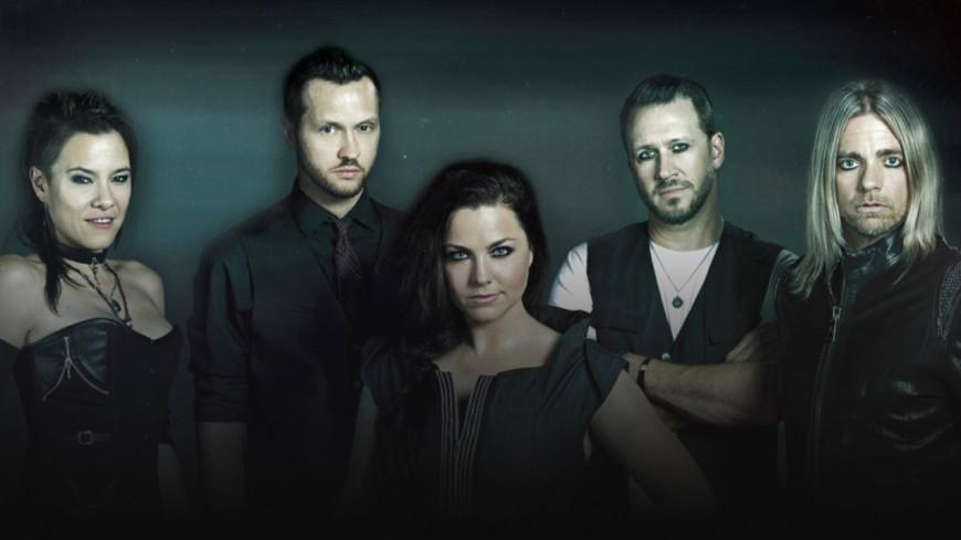 Evanescence dévoile son nouveau clip (vidéo)