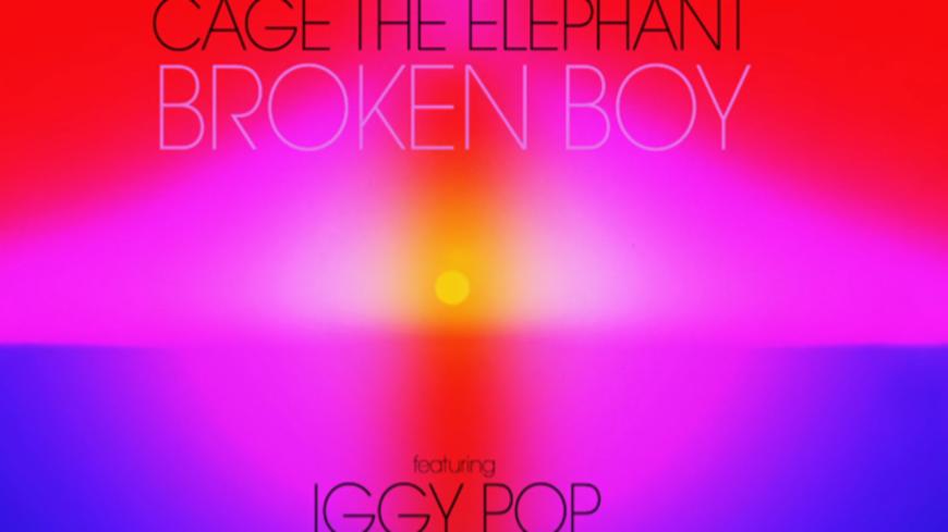 Un feat qui rassemble Iggy Pop et Cage The Elephant