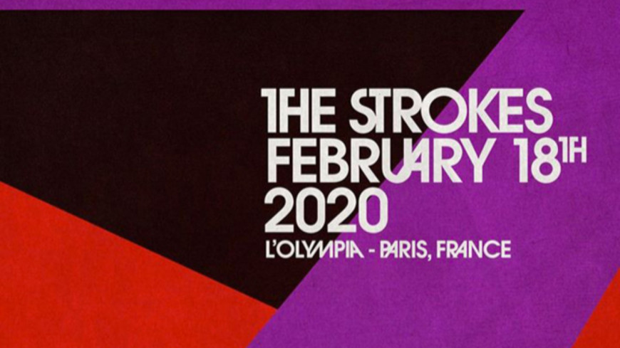 The Strokes offre un concert surprise à Paris